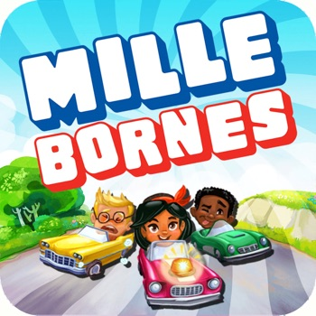 Mille Bornes app for iphone