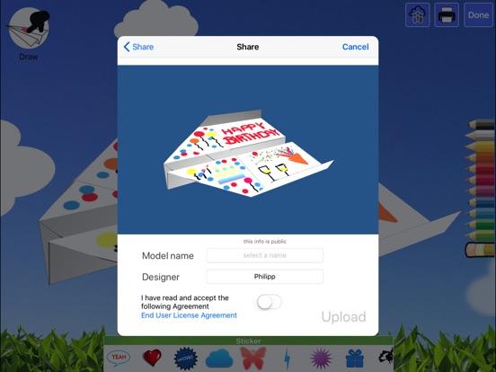 PaperDesigner 3D - Create'n Play Screenshot