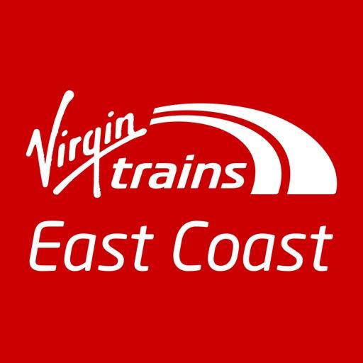 Virgin Trains Travel Buddy iOS App