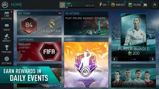 FIFA Football Screenshots