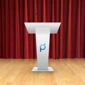 Public Speaking Teleprompter Presenter Audio/Video