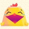 Chicken Emoji Animated Sticker