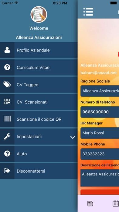 Screenshot of Scegli i migliori talenti2