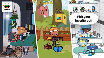 Toca Life: Pets Screenshot 2