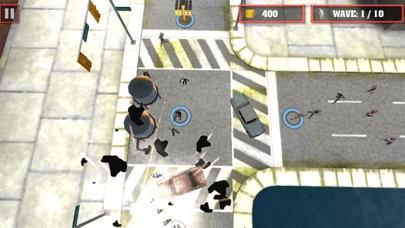 Живой Мертвец Защита Боевой Скриншоты4