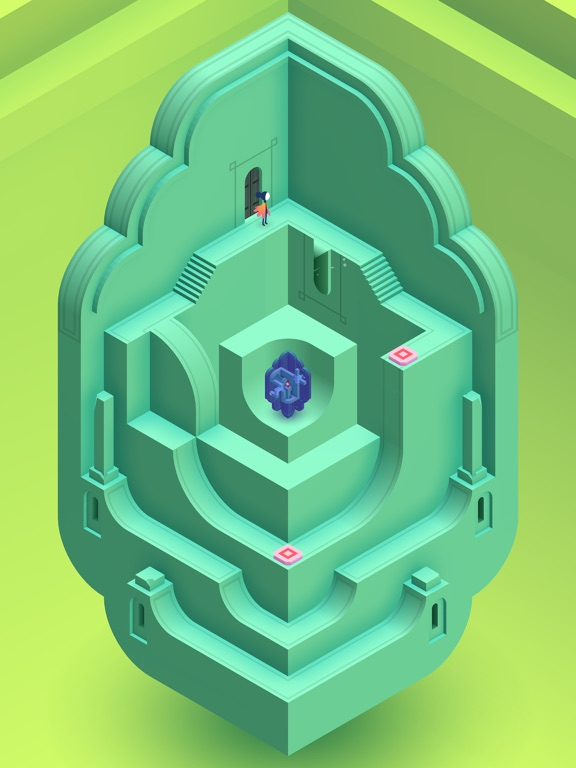 Screenshot #4 for Monument Valley 2