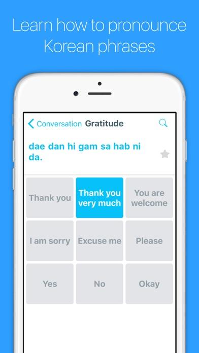 english to korean translator on the app store. Black Bedroom Furniture Sets. Home Design Ideas