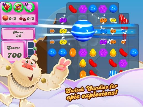 Candy Crush Saga iPad