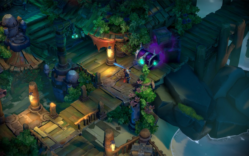 Battle Chasers: Nightwar Screenshots