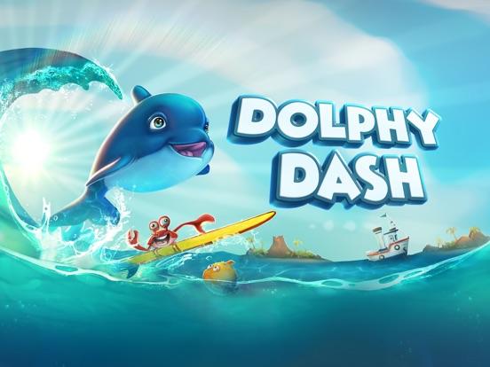 Screenshot 1 Dolphy Dash
