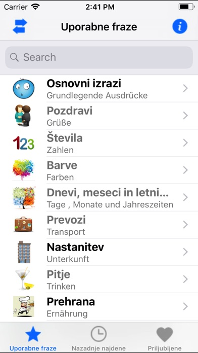 download PortosDicty Phrasen Deu/Slo apps 4