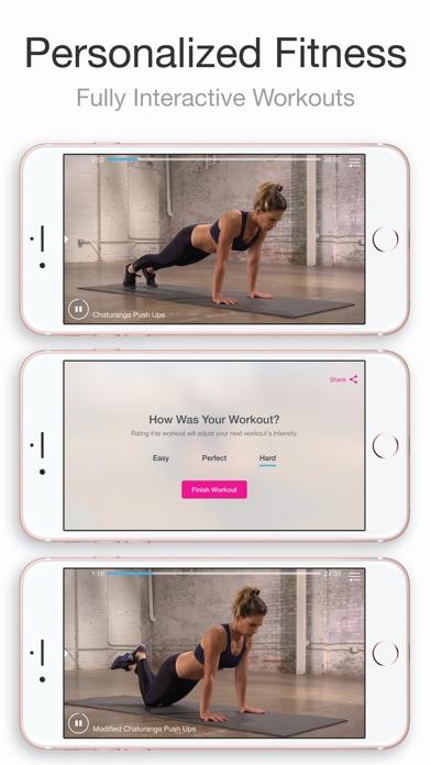 My Fitness by Jillian Michaels screenshot 1