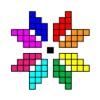 Mosaic - 数字で色ぬり