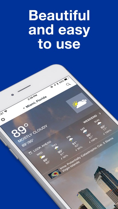 download The Weather Channel: Forecast apps 2