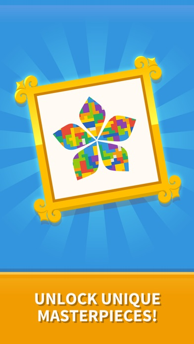 ColorFill - Puzzle Masterpiece Screenshot 5