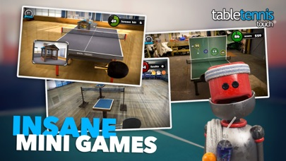 Table Tennis Touch Скриншоты5