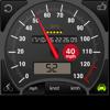 Speedmeter kmh Speed Indicator