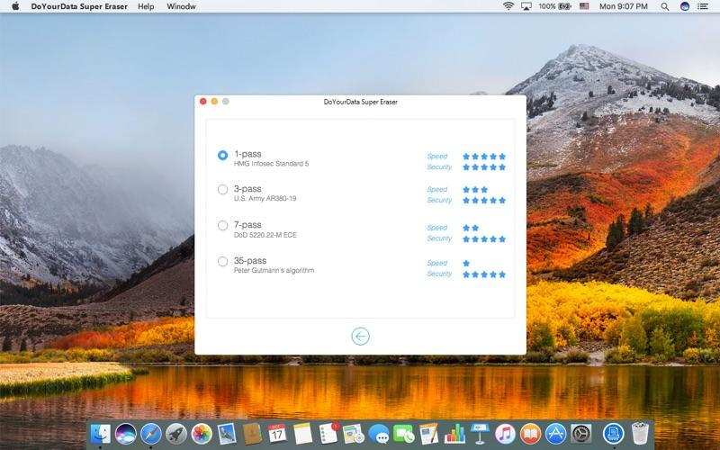DoYourData Super Eraser Screenshots