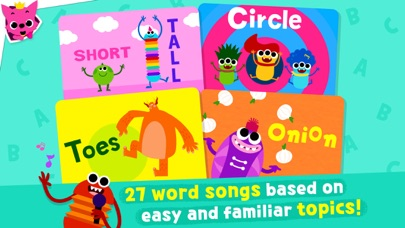 Pinkfong Word Power screenshot 3