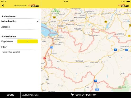 Snímek obrazovky iPadu 3
