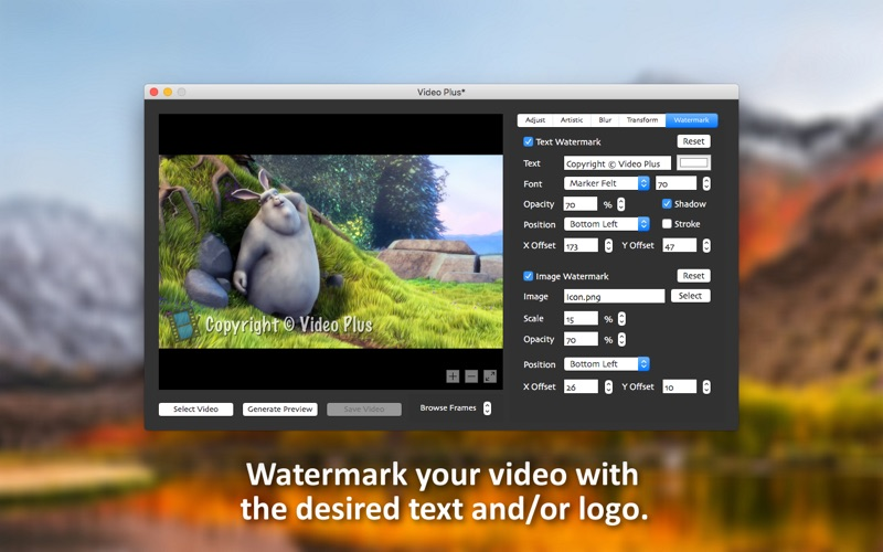 Video Plus - Watermark Videos Screenshots