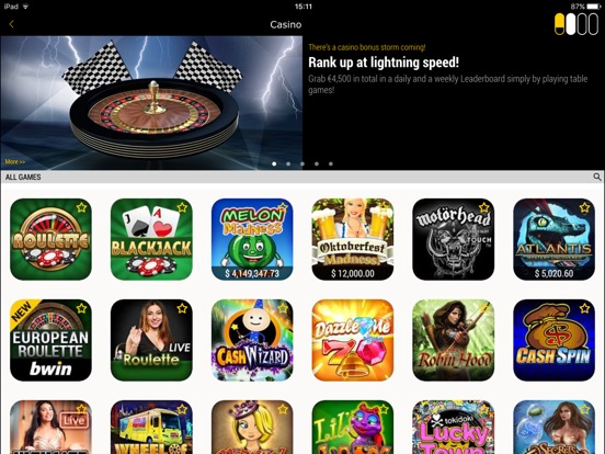 Bwin poker ipad download