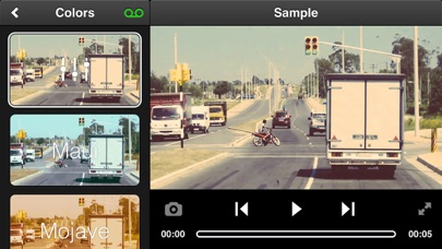 变焦摄像机:Videon – Video Camera with Zoom and Editor