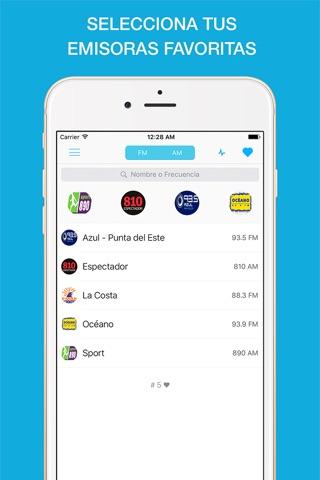Radios Uruguay screenshot 3