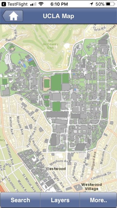 App Shopper: UCLA Campus Map (Navigation) on