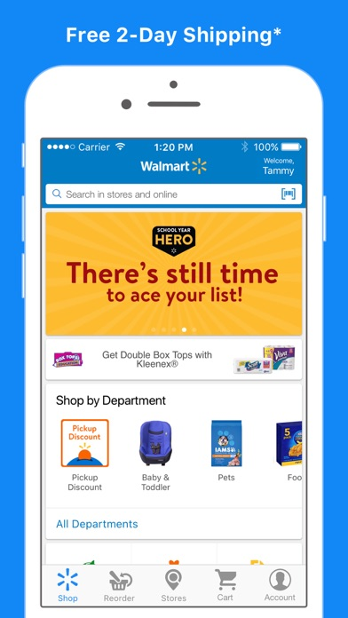 download Walmart – Shopping and Saving apps 2