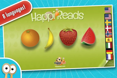 Happi Reads screenshot 1