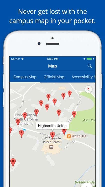 UNCA embark Orientation by Legit Apps, LLC