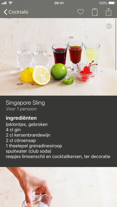 Download Het Fotokookboek – Cocktails App