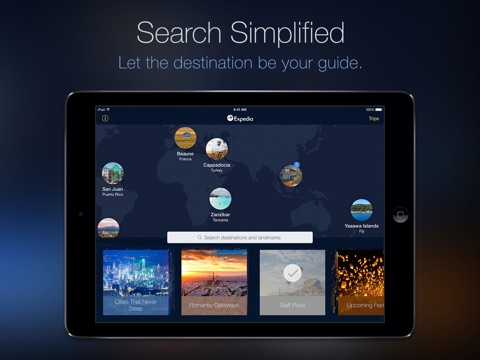 Expedia: Hotels, Flights & Car screenshot 2
