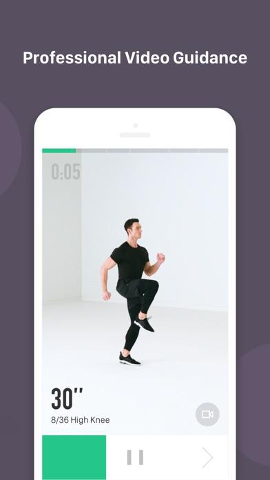 Keep - Workout Fitness Trainer screenshot 3