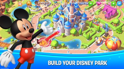 Disney Magic Kingdoms iPhone