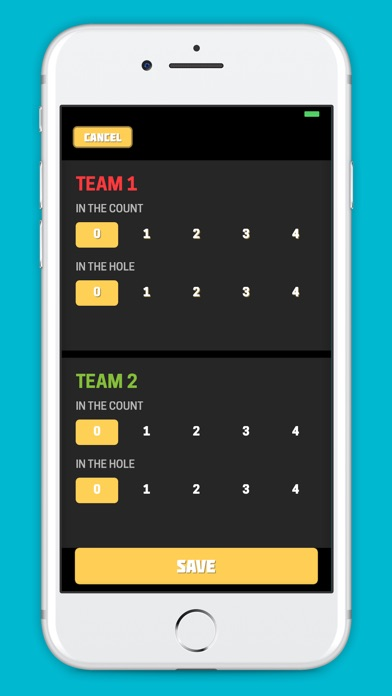 CornHole Scoring by Adswapper screenshot 3