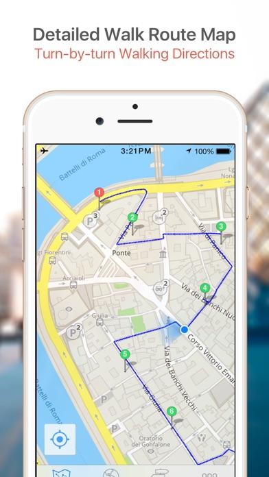 Prague Walking Tours and Map Screenshot 4