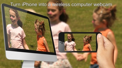 Screenshots of EpocCam Wireless Virtual Computer Webcam for iPhone