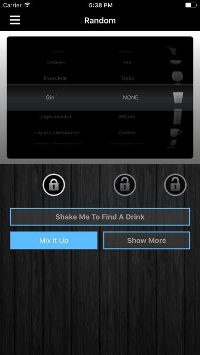 Mixologist™ Drink & Cocktail Recipes Screenshots