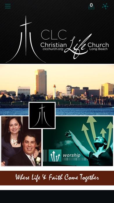 Christian Life Church - Long Beach Screenshot on iOS