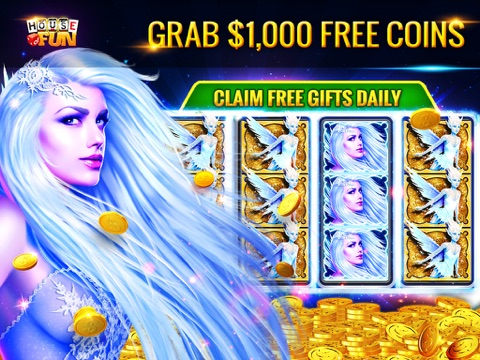 Slots Casino - House of Fun screenshot 2