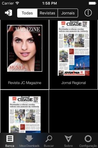 Jornal Cidade screenshot 1