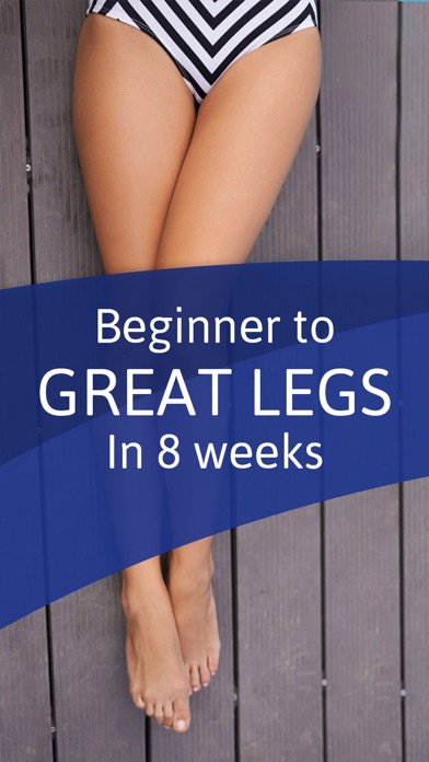 Great Legs: Leg Workouts Screenshots