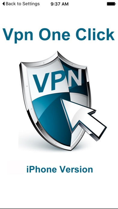 Vpn One Click Professional Screenshots
