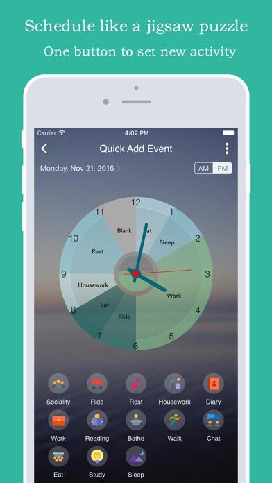 Willed Calendar Screenshot