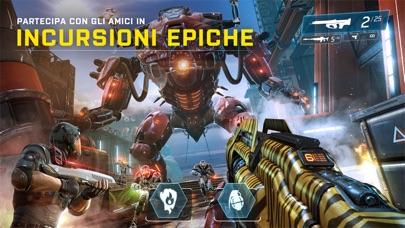 Screenshot of Shadowgun Legends3