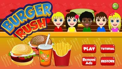 Гамбургер: Готовим игры Скриншоты4