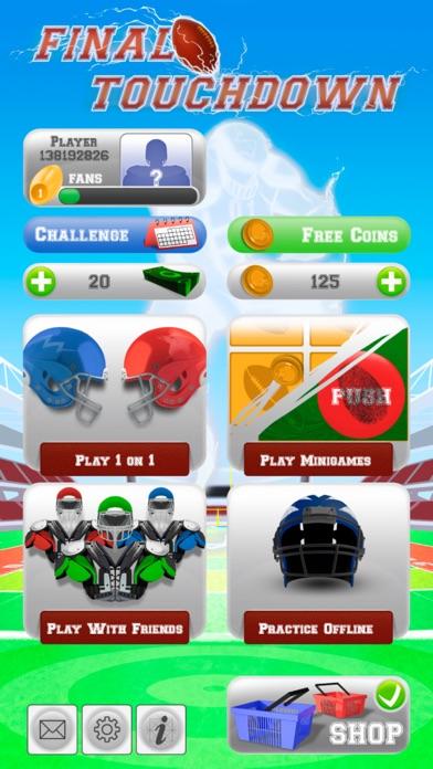 Final Touchdown Pro screenshot 2