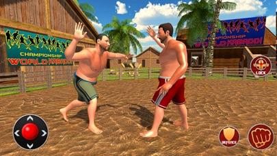 Real Pro Kabaddi Wrestling 17Скриншоты 4